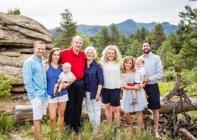 Littleton family photographer in the Colorado mountains and foothills
