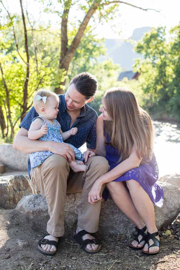 Littleton family photographer baby babies