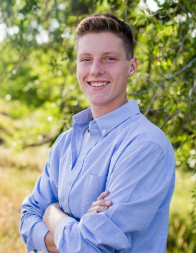 Littleton senior photographer Arvada high school boy photography Lakewood Heritage Center