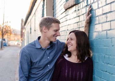Littleton photographer family couples parents photography urban session