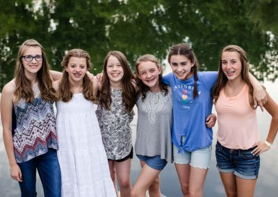 teen girls friends photography birthday party photographer Littleton