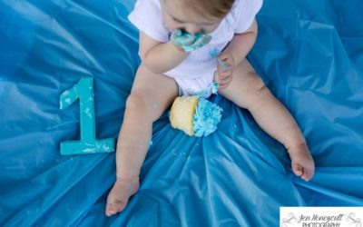 JJ is ONE!!!!!   {a milestone session}