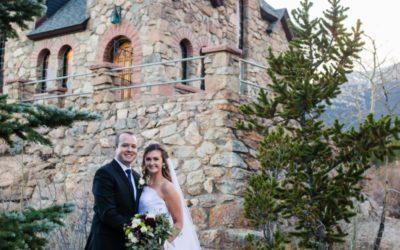 Mark + Heather {an Estes Park wedding}