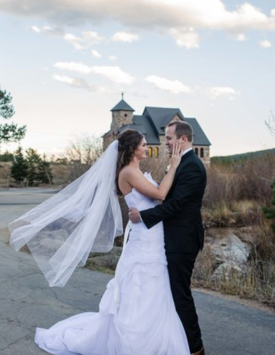 Estes Park Colorado wedding photographer