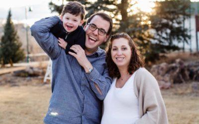 The {R} Family of 3 1/2 [Littleton family photographer]