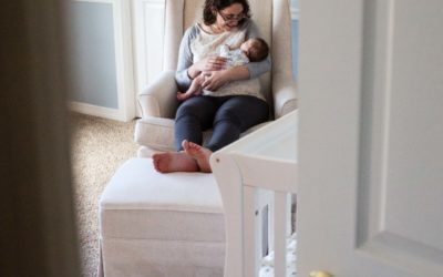 Baby Jonathan {a newborn lifestyle session by Littleton photographer}